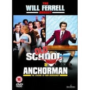 Old School & Anchorman DVD