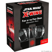 Star Wars X-Wing: Fury of the First Order Expansion Board Game