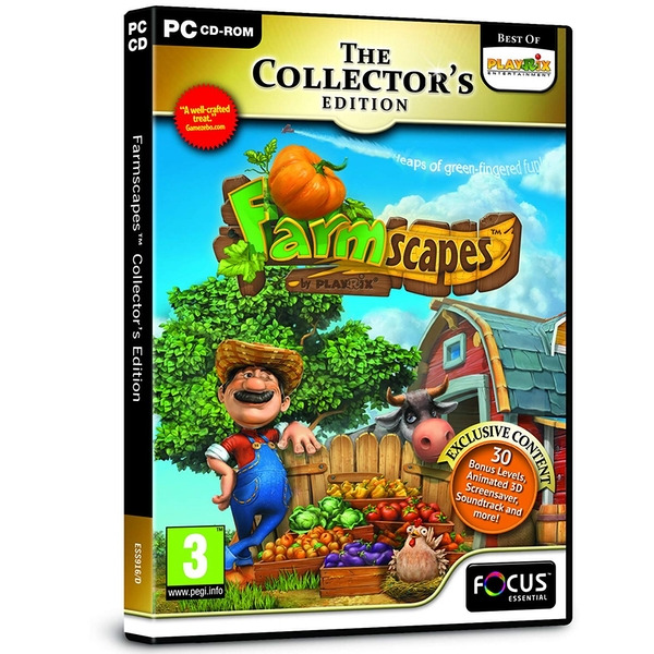 Farmscapes Collector's Edition PC Game