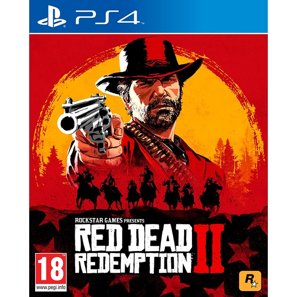 Red Dead Redemption 2 PS4 Game - Image 1