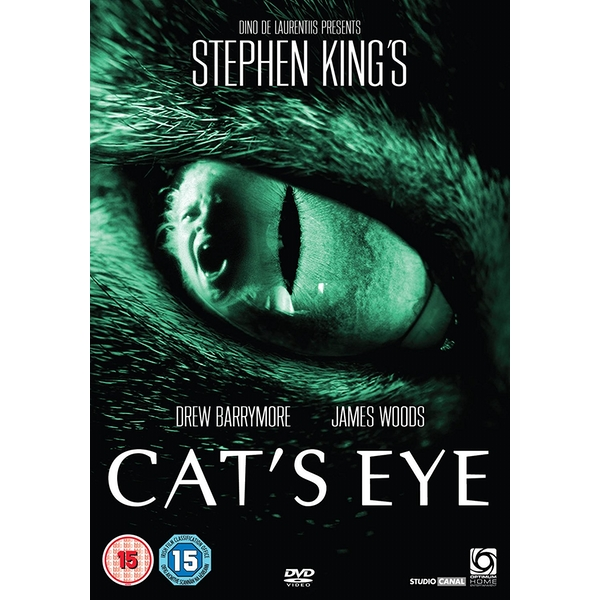 Cat's Eye DVD