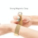 Proworks Activity Tracker Milanese Metal Strap - Gold - Image 5