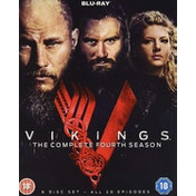 Vikings Season 4 Blu-ray