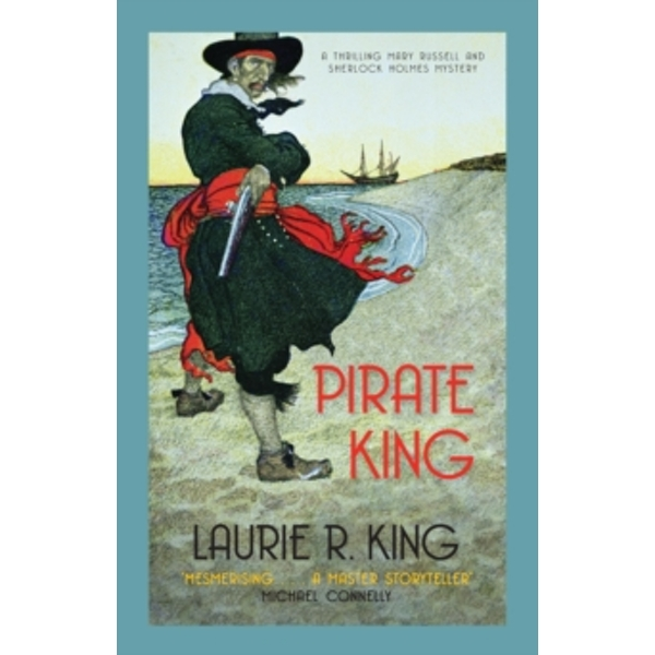 Pirate King by Laurie R. King (Paperback, 2012)