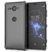 Sony Xperia XZ2 Compact Alpha TPU Gel Case - Clear