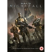 Halo - Nightfall DVD