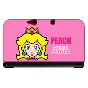 Nintendo Licensed Peach Silicone Protector Hori 3DS XL