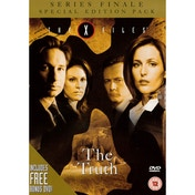X Files The Truth DVD
