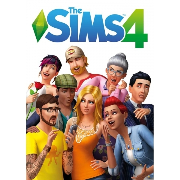 Sims 4 PC Game (Boxed and Digital Code)