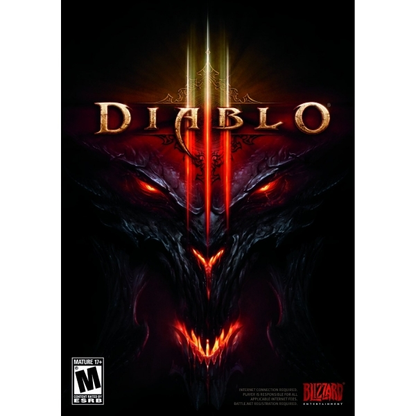 Diablo III 3 Game PC / MAC (#)