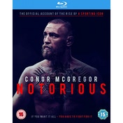 Conor McGregor - Notorious (Official Film) Blu-ray