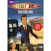 Doctor Who The New Series Dreamland DVD