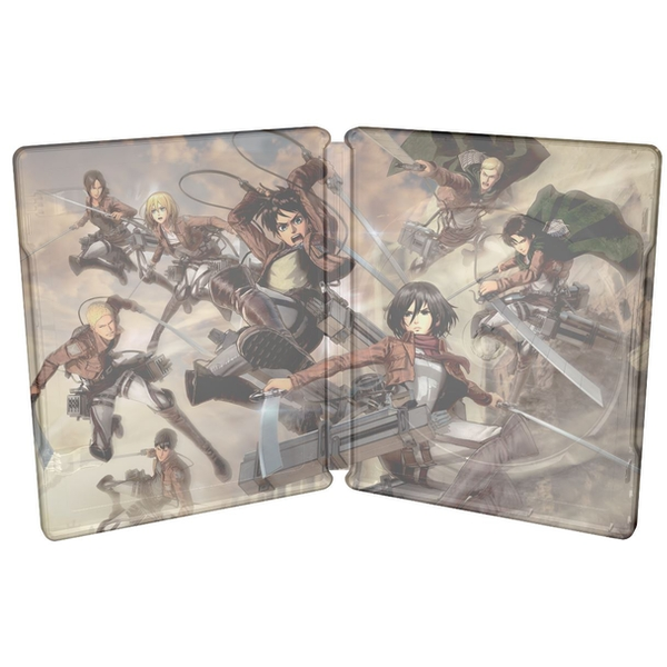 Attack On Titan 2 (A.O.T) Wings Of Freedom PS4 Game + Steelbook - Image 5