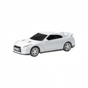 RMZ City Junior Nissan GT-R - White