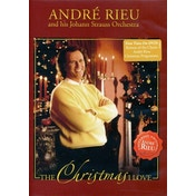 Andre Rieu - The Christmas I Love DVD (Region Free)