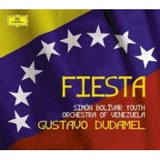 Fiesta - Simon Bolivar Youth Orchestra/Dudamel CD