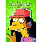The Simpsons: Season 15 DVD