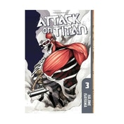 Attack On Titan 3 Paperback