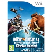 Ice Age 4 Continental Drift Game Wii