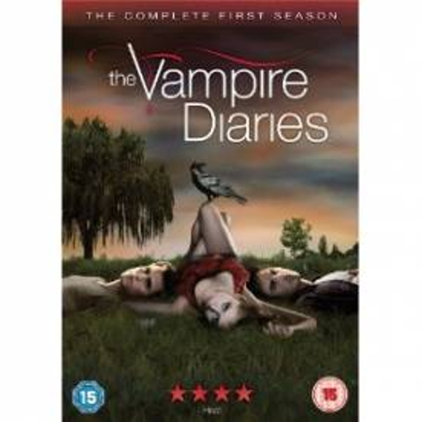 The Vampire Diaries First Season 1 DVD - Image 1