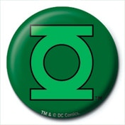 DC Comics - Green Lantern Logo Badge