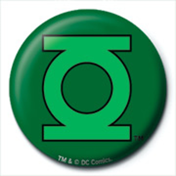 DC Comics - Green Lantern Logo Badge - Image 1