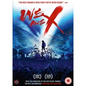 We Are X DVD