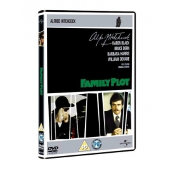 Family Plot DVD