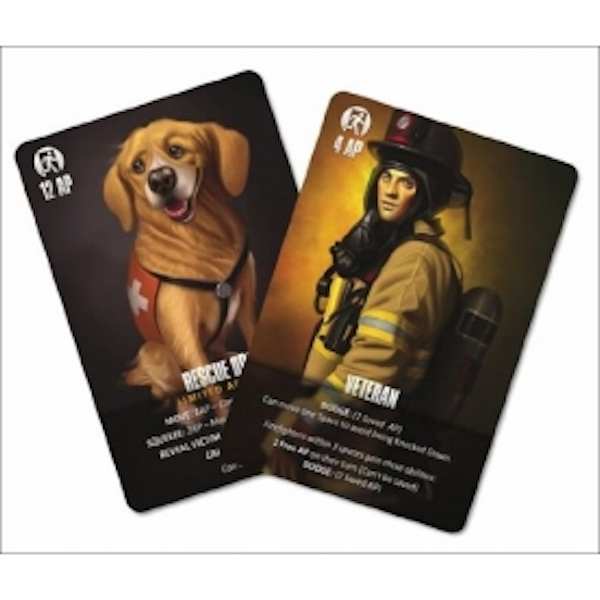 Flash Point Veteran and Rescue Dog Pack