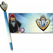 3FP Club Penguin Stylus and DS Lite Skin