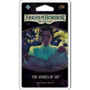 Arkham Horror: The Card Game – The Wages of Sin: Mythos Expansion Pack