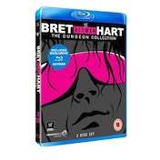 WWE Bret Hitman Hart The Dungeon Collection Blu-ray