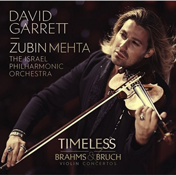 David Garrett - Timeless - Brahms & Bruch CD