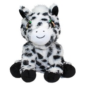 Lumo Stars Classic Pony Snow Plush Toy