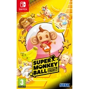 Super Monkey Ball Banana Blitz HD Nintendo Switch Game