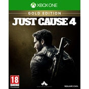 Just Cause 4 Gold Edition Xbox One Game (Renegades DLC)