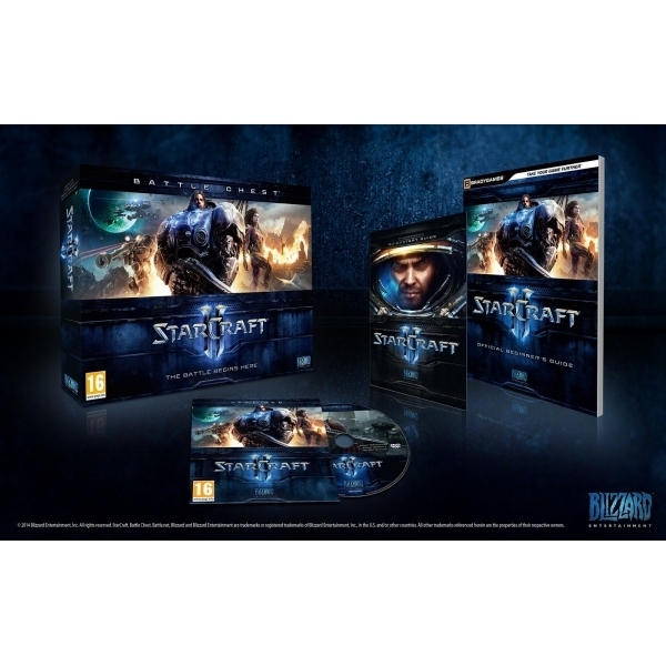 Starcraft 2 II Battle Chest PC Game - Image 4