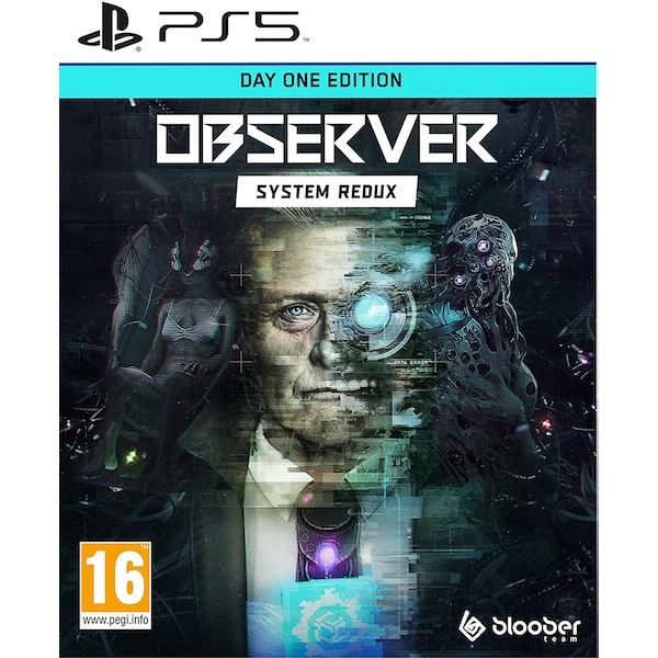Observer System Redux Day One Edition PS5 Game