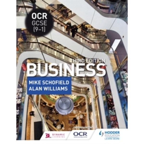 OCR GCSE (9-1) Business, Third Edition by Alan Williams, Mike Schofield (Paperback, 2017)