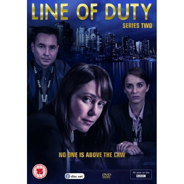 Line of Duty - Series 2 DVD