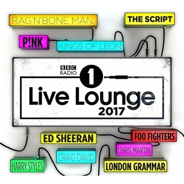 BBC Radio 1%u2019s Live Lounge 2017 CD
