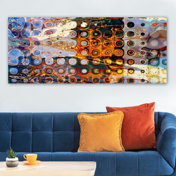 YTY756283_50120 Multicolor Decorative Canvas Painting