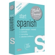 Start Spanish (Learn Spanish with the Michel Thomas Method) by Michel Thomas (CD-Audio, 2011)