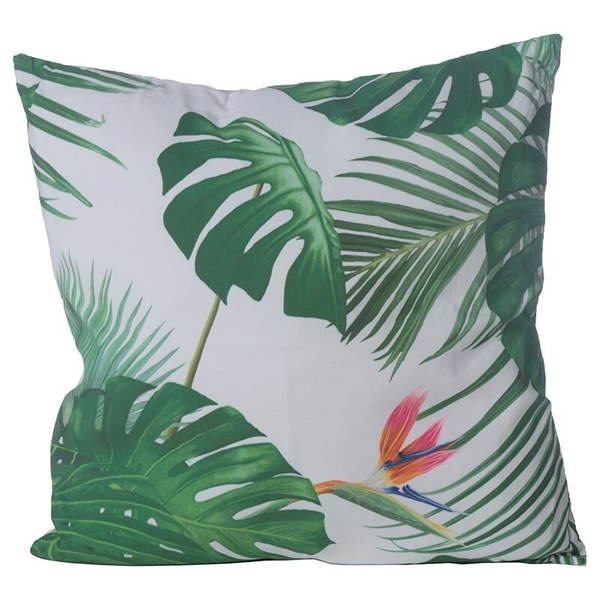 Tropical Paradise Decorative Cushion with Insert