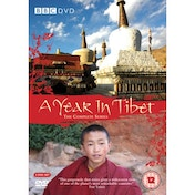 A Year in Tibet DVD