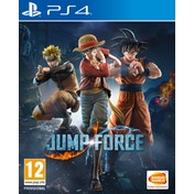 Jump Force PS4 Game (Pre-Order Bonus Items)