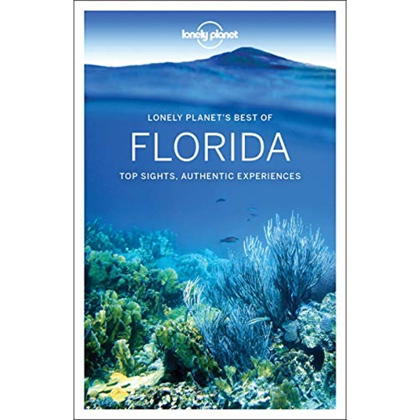 Lonely Planet Best of Florida  Paperback / softback 2018