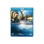 Natures Great Events Blu-Ray
