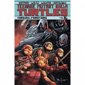 Teenage Mutant Ninja Turtles Ongoing: Volume 16: Chasing Phantoms