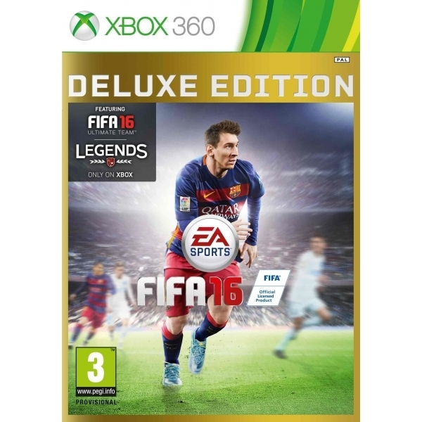 (Damaged Packaging) FIFA 16 Deluxe Edition Xbox 360 Game
